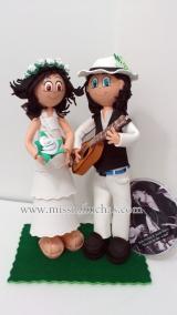 Bob Dylan y Joan Báez
