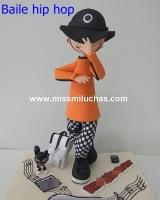 fofucho baile hip hop