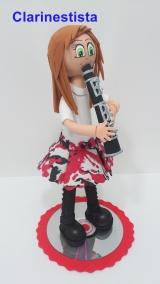 fofucha clarinetista