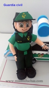 fofucha guardia civil